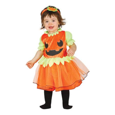 græskar baby kostume 450x450 - Græskar kostume til baby