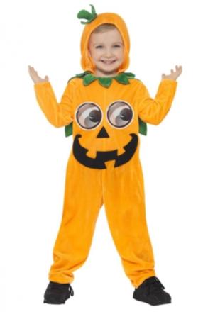 græskar kostume til drenge græskar heldragt kostume til børn