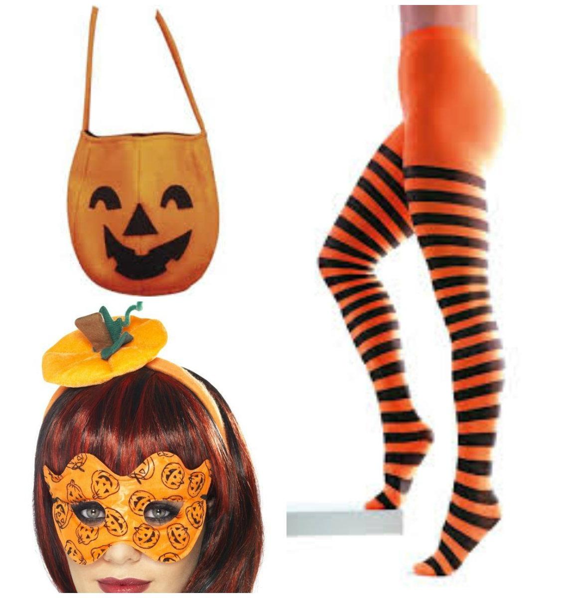 græskar kostume til voksne
