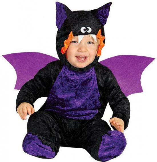 halloween flagermus babykostume - Halloween kostume til baby