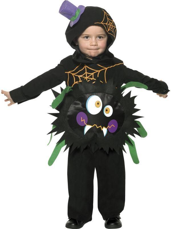 lille_edderkop-kostume-edderkop_halloween kostume til baby