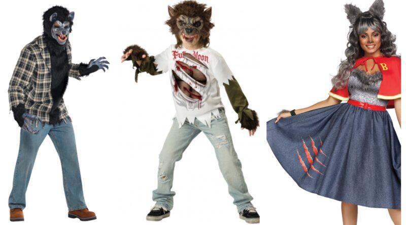 varulv kostume til voksne, varulv kostume til børn, varulve kostumer, varulv kostumer, varulv udklædning, vareulve udklædning, varulv voksenkostume, varulv børnekostume, halloween kostumer, varulv fakta, kostume universet