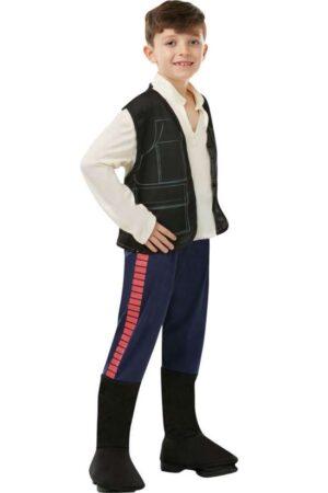 Star Wars han solo børnekostume 300x450 - Star Wars kostume til børn