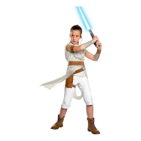 Star wars rey børnekostume 450x450 - Star Wars kostume til børn