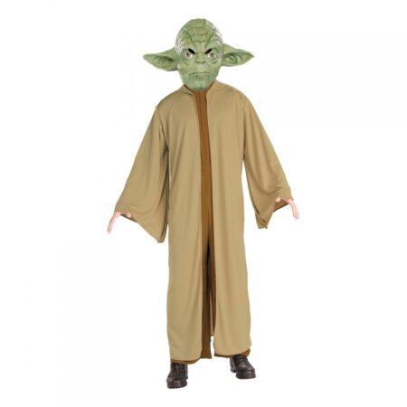 Yoda børnekostume star wars kostume til børn 450x450 - Star Wars kostume til børn