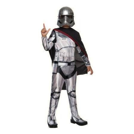 kaptajn phasma børnekostume 450x450 - Star Wars kostume til børn
