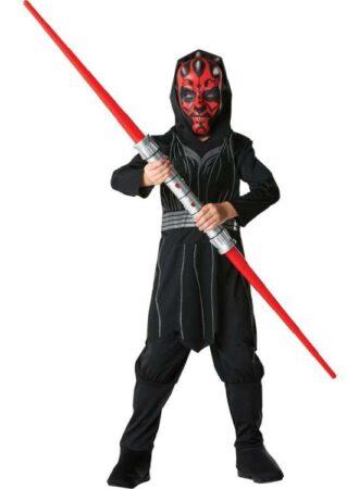 star wars darth maul børnekostume 330x450 - Star Wars kostume til børn