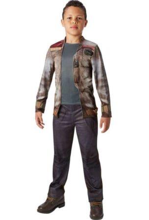 star wars finn børnekostume 304x450 - Star Wars kostume til børn
