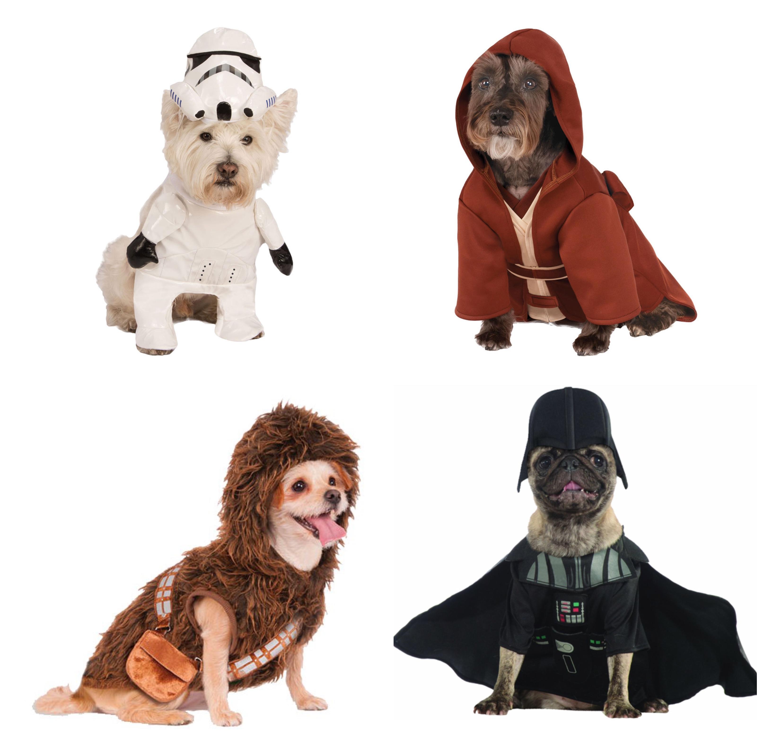 star wars hunde kostume - Star Wars hunde kostume