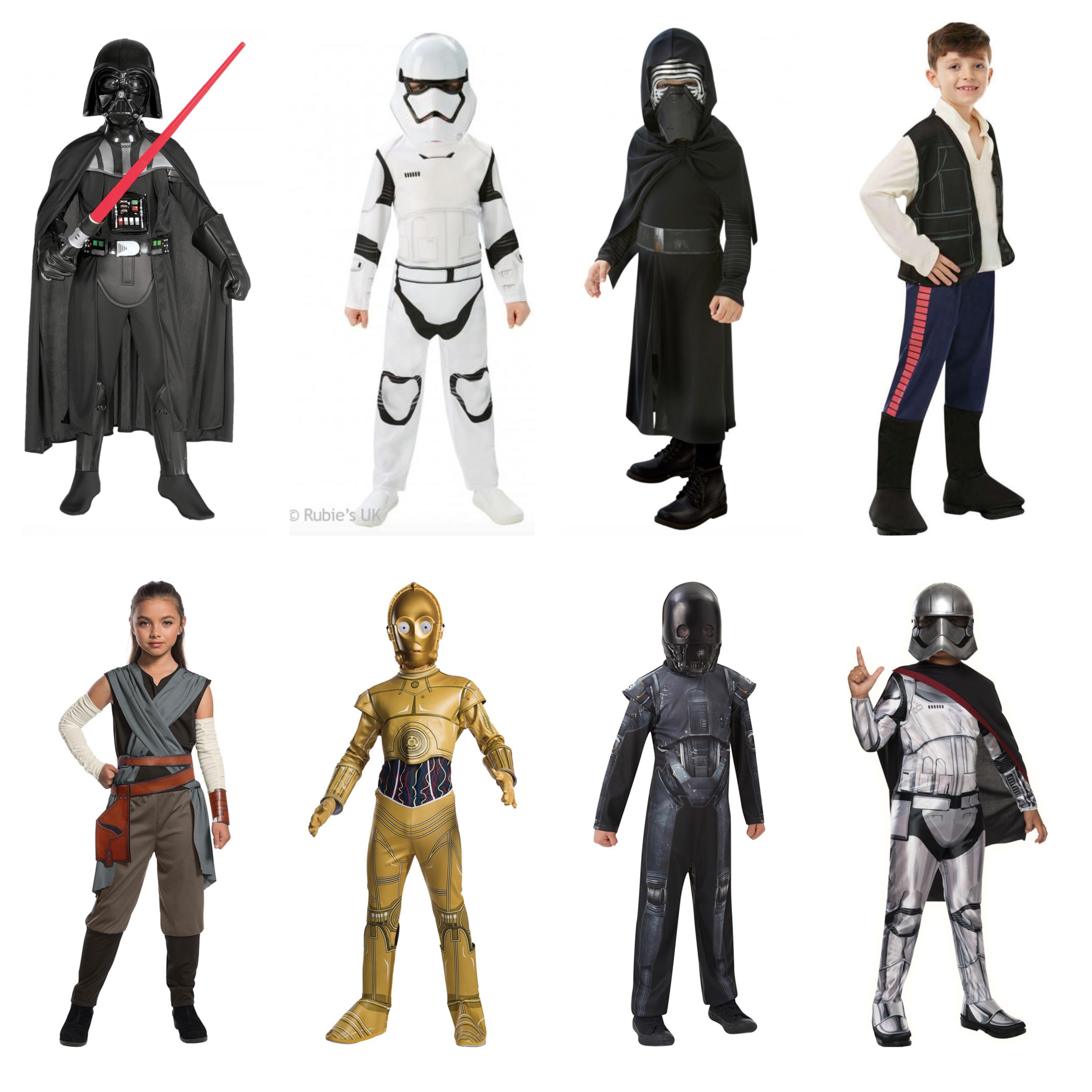 star wars kostume til børn - Star Wars kostume til børn