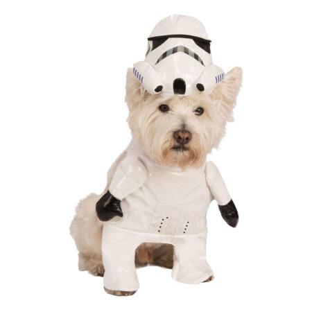 stormtrooper hundekostume 450x450 - Star Wars hunde kostume