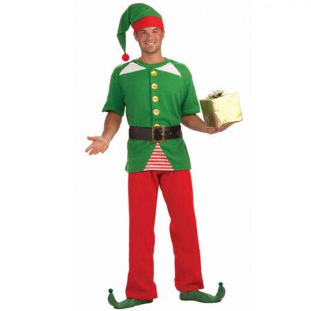 Alfe udklædning til voksne 450x450 - Alfe kostume til voksne