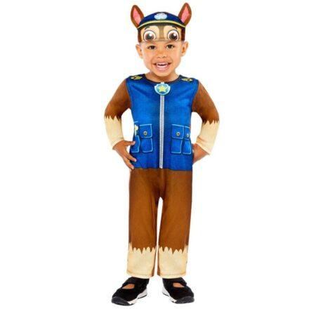 Paw Patrol Chase Baby Kostume 450x450 - Paw Patrol kostume til børn