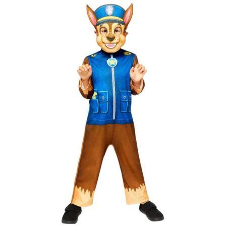 Paw Patrol Chase børnekostume 450x450 - Paw Patrol kostume til børn