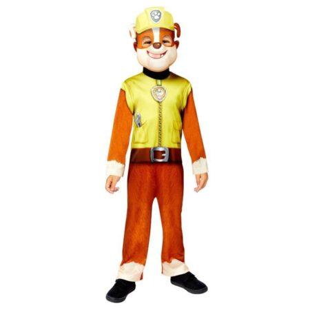 Paw Patrol Rubble Kostume  450x450 - Paw Patrol kostume til børn