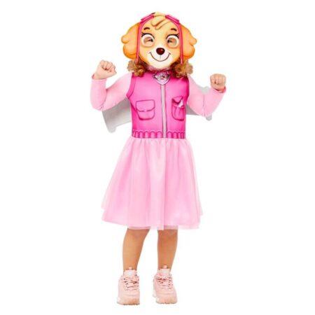 Paw Patrol Skye børnekostume  450x450 - Paw Patrol kostume til børn