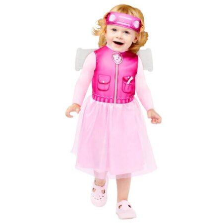 Paw Patrol Skye babykostume 450x450 - Paw Patrol kostume til børn