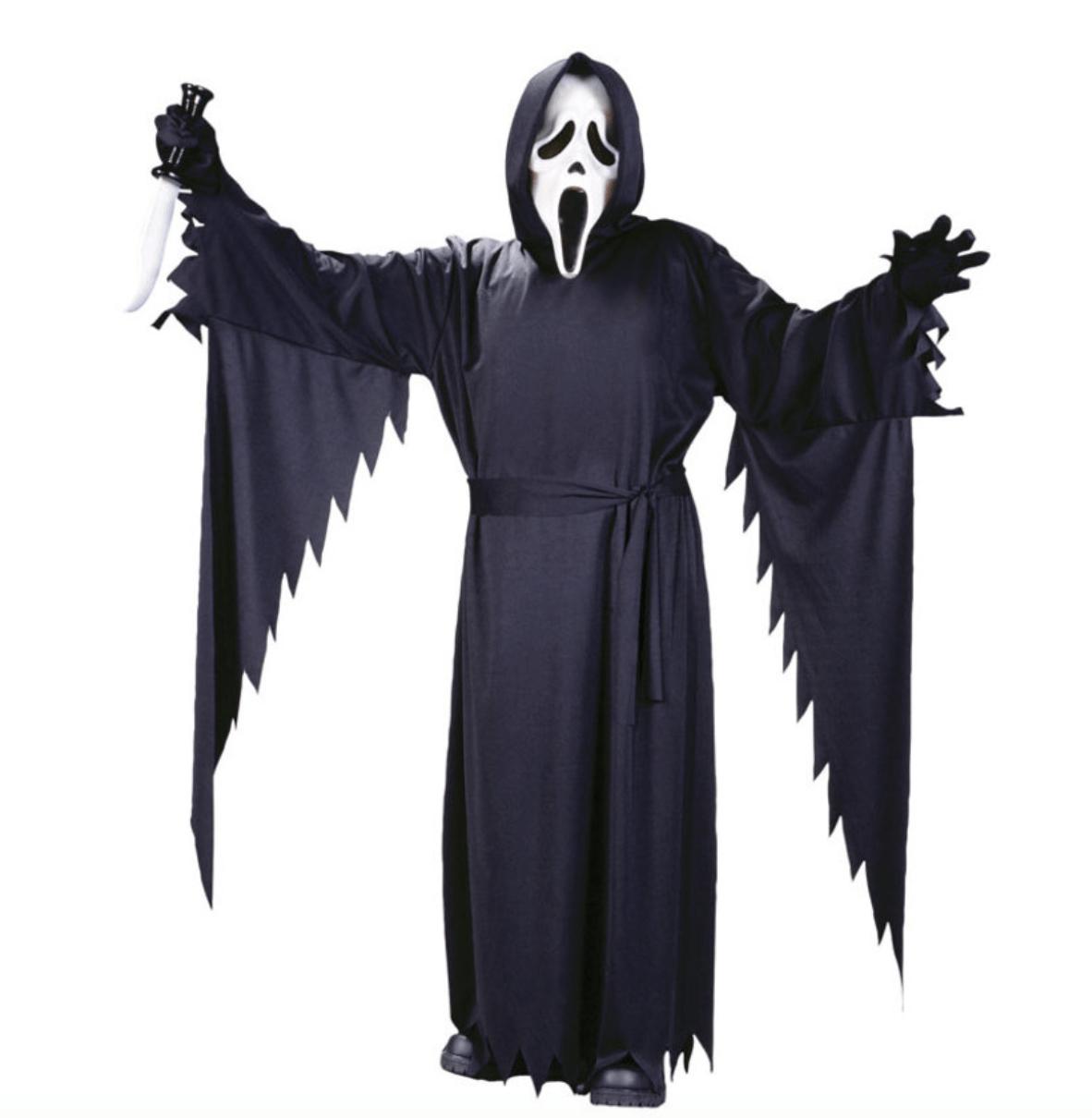 Skærmbillede 2017 10 08 kl. 11.36.19 - Scream kostume til børn og voksne
