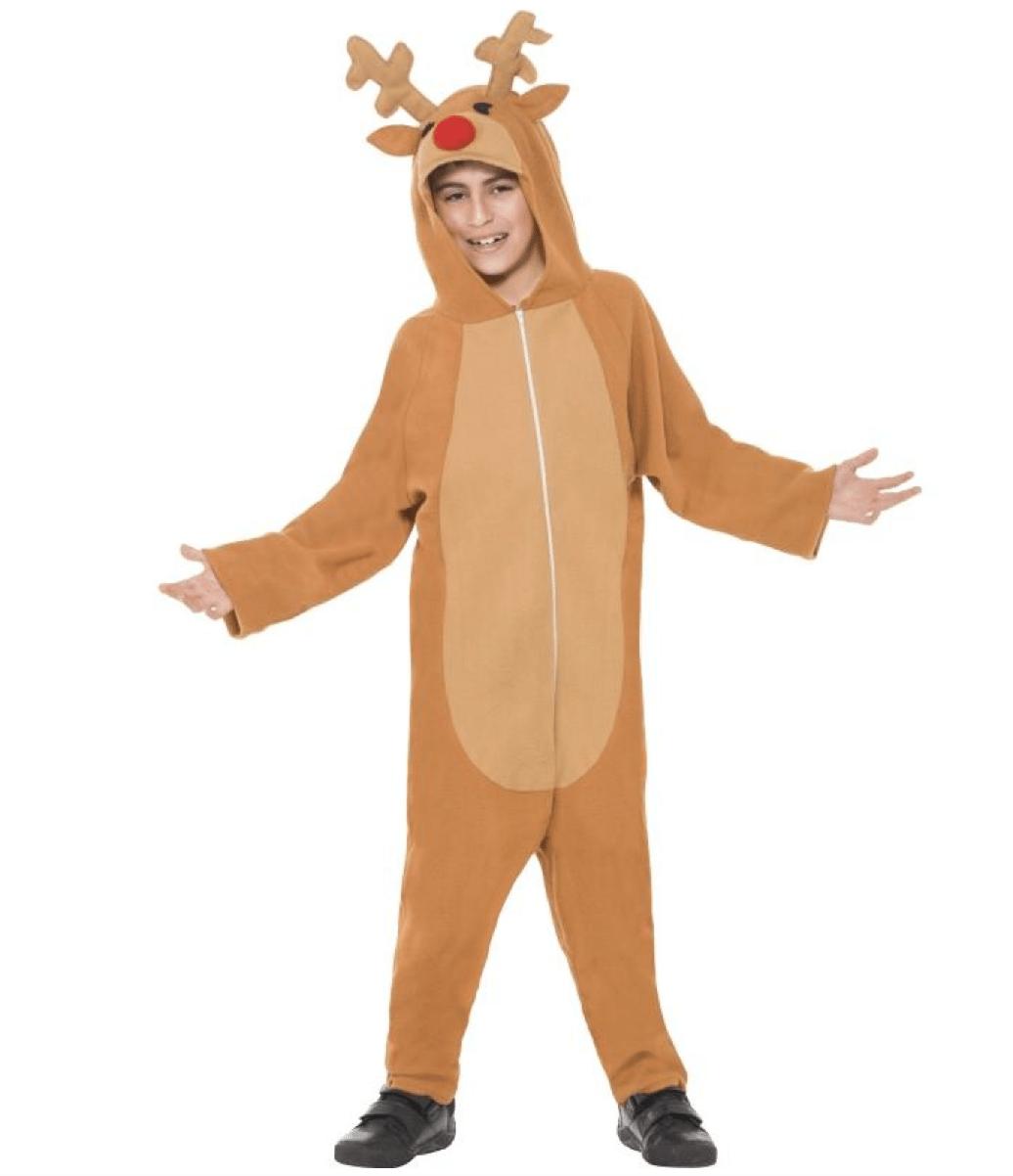 Skærmbillede 2017 10 14 kl. 13.13.15 - Rudolf kostume til børn