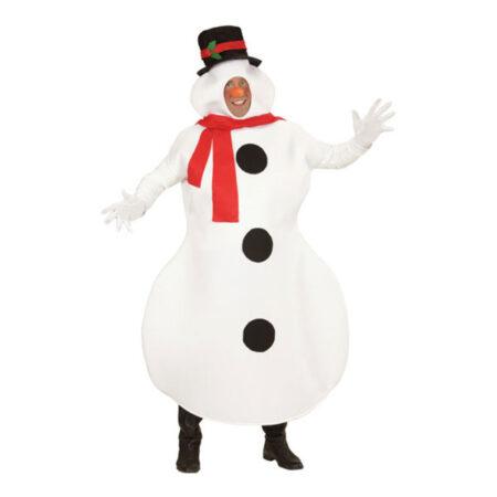 Snemand kostume til voksne 450x450 - Snemand kostume til voksne
