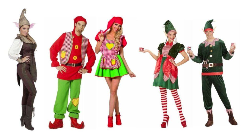 alfekostume til voksne alf kostume alf udklædning