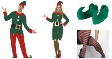 alfe kostume til voksne, alfe udklædning til voksne, alfe tøj til voksne, alfe kostume til kvinder, alfe kostume til mænd, alfe kostumer, alfepige kostumer, julekostumer til voksne, voksen julekostumer, julemandens hjælper kostume,