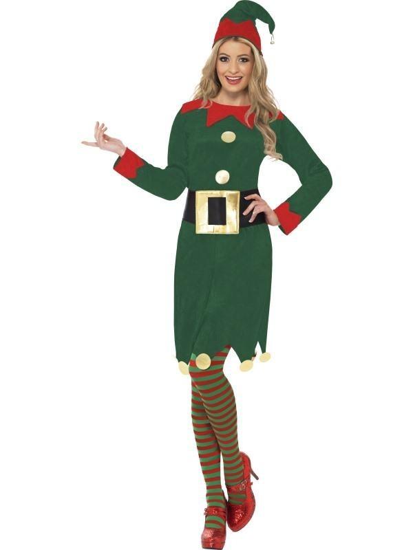 alfekostume til voksne alfe kostume til voksne udklædning amerikansl jul alfe udklædning fru alf kostume til kvinder udklædning til julefest
