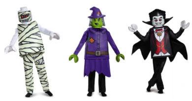 Lego halloween kostume til børn, lego halloween udklædning til børn, lego kostume til børn, lego børnekostumer, lego kostumer, lego udklædning til børn, halloween udklædning, halloween tøj, kostumeuniverset