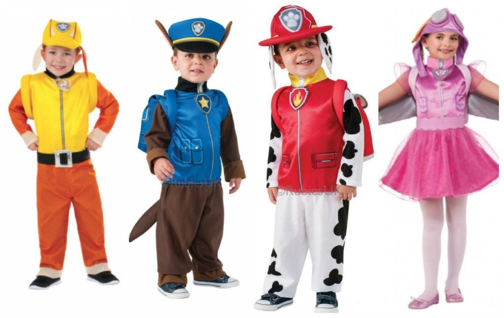 collage 30 1024x645 - Paw Patrol kostume til børn
