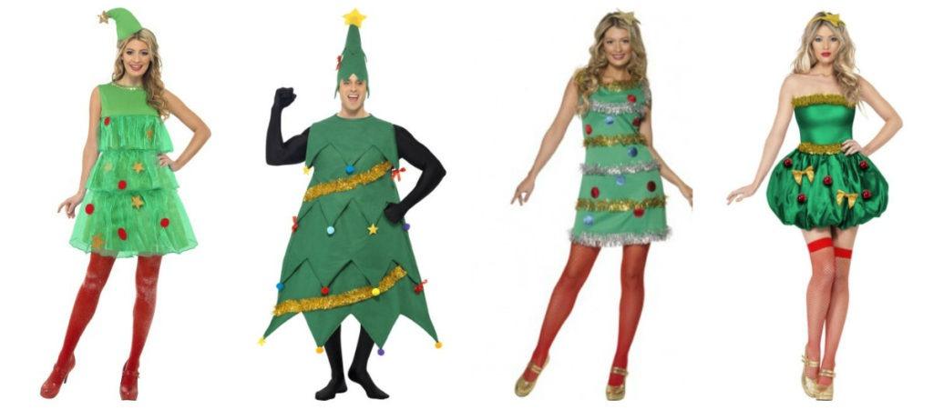 collage 32 1024x451 - Juletræ kostume til voksne
