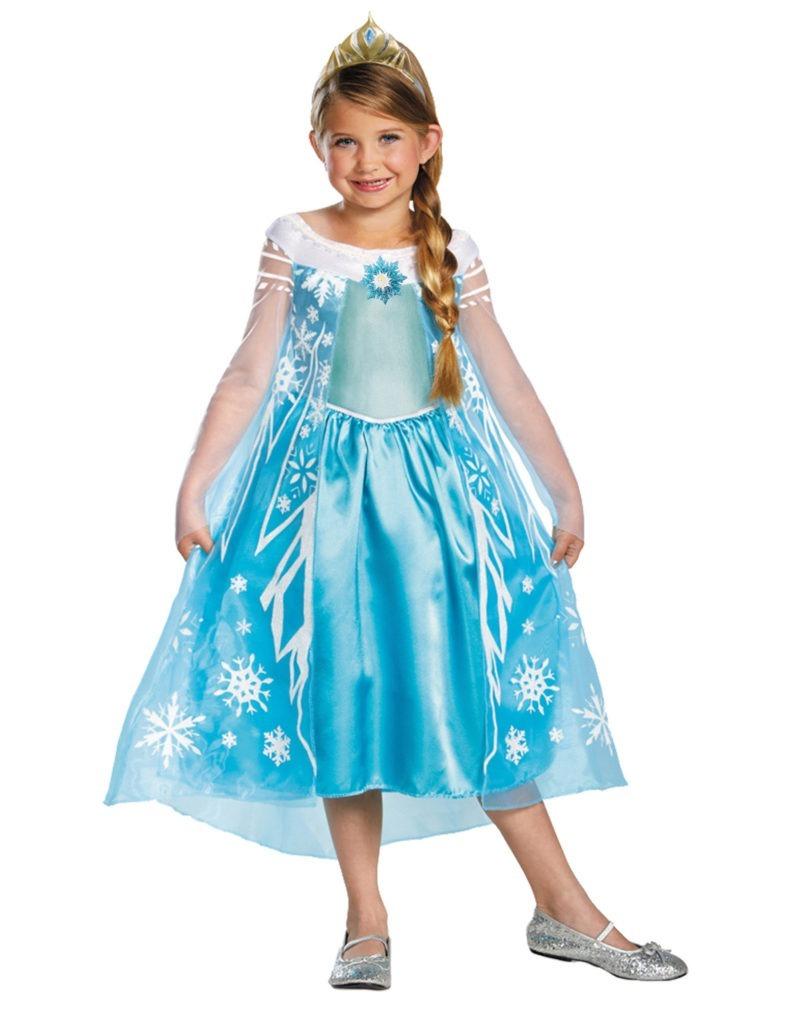 elsa kostume til børn elsa udklædning udsalg