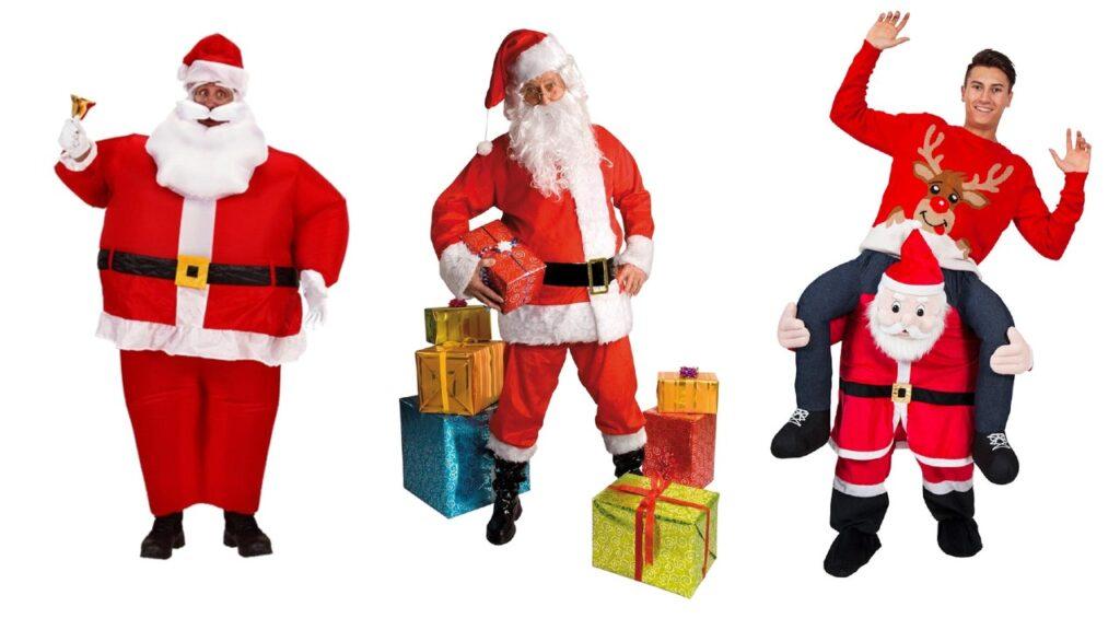 julemand forklædning julemand kostume