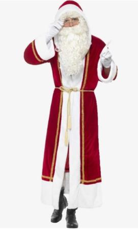 julemandskappe julemandsjakke julemand kostume