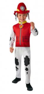 marshall kostume til børn paw patrol udklædning 4 år