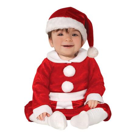 nisse babykostume baby julekostume julekostume 12 mdr julekostume str 86