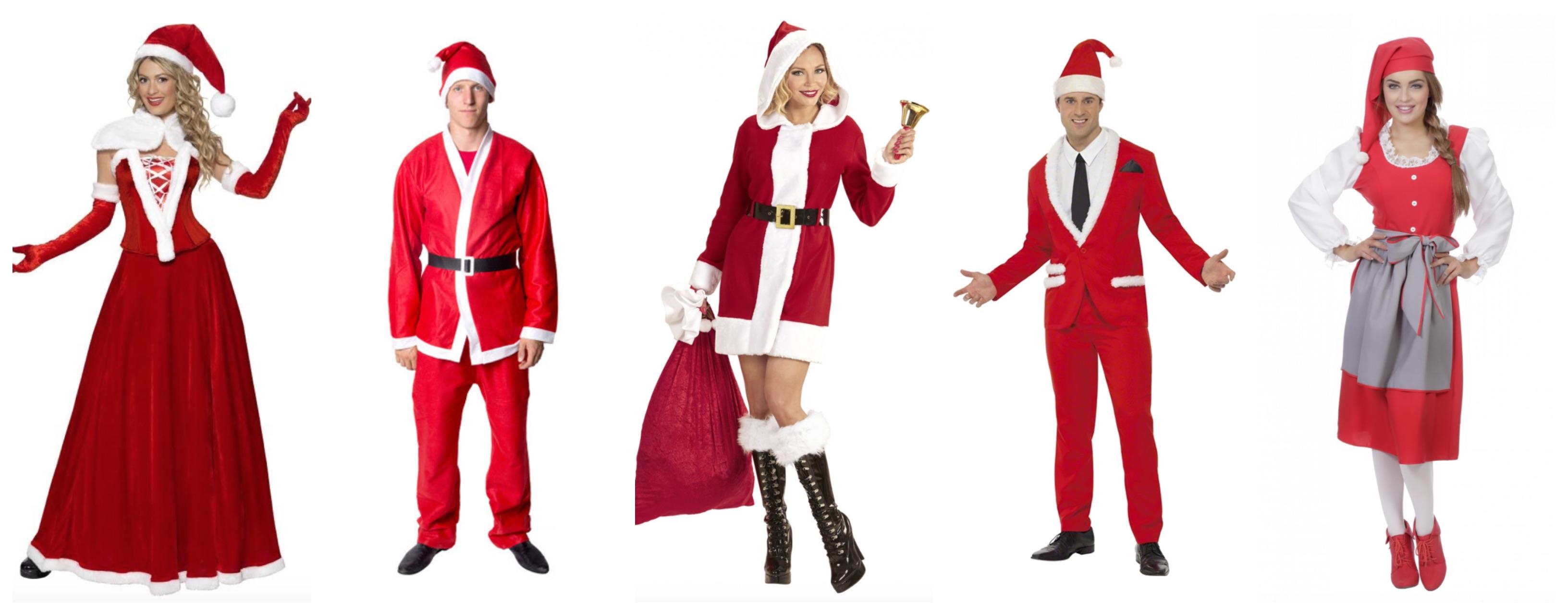 nisse kostume til voksne - Nisse kostume til voksne