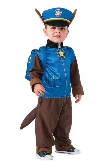 paw patrol kostume paw patrol fastelavn fastelavnskostume paw patrol udklædning paw patrol chase kostume