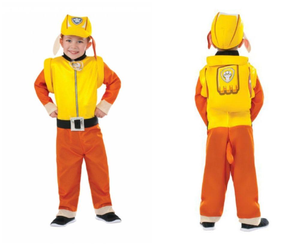paw patol kostume paw patrol fastelavn fastelavnskostume paw patrol udklædning paw patrol rubbie kostume