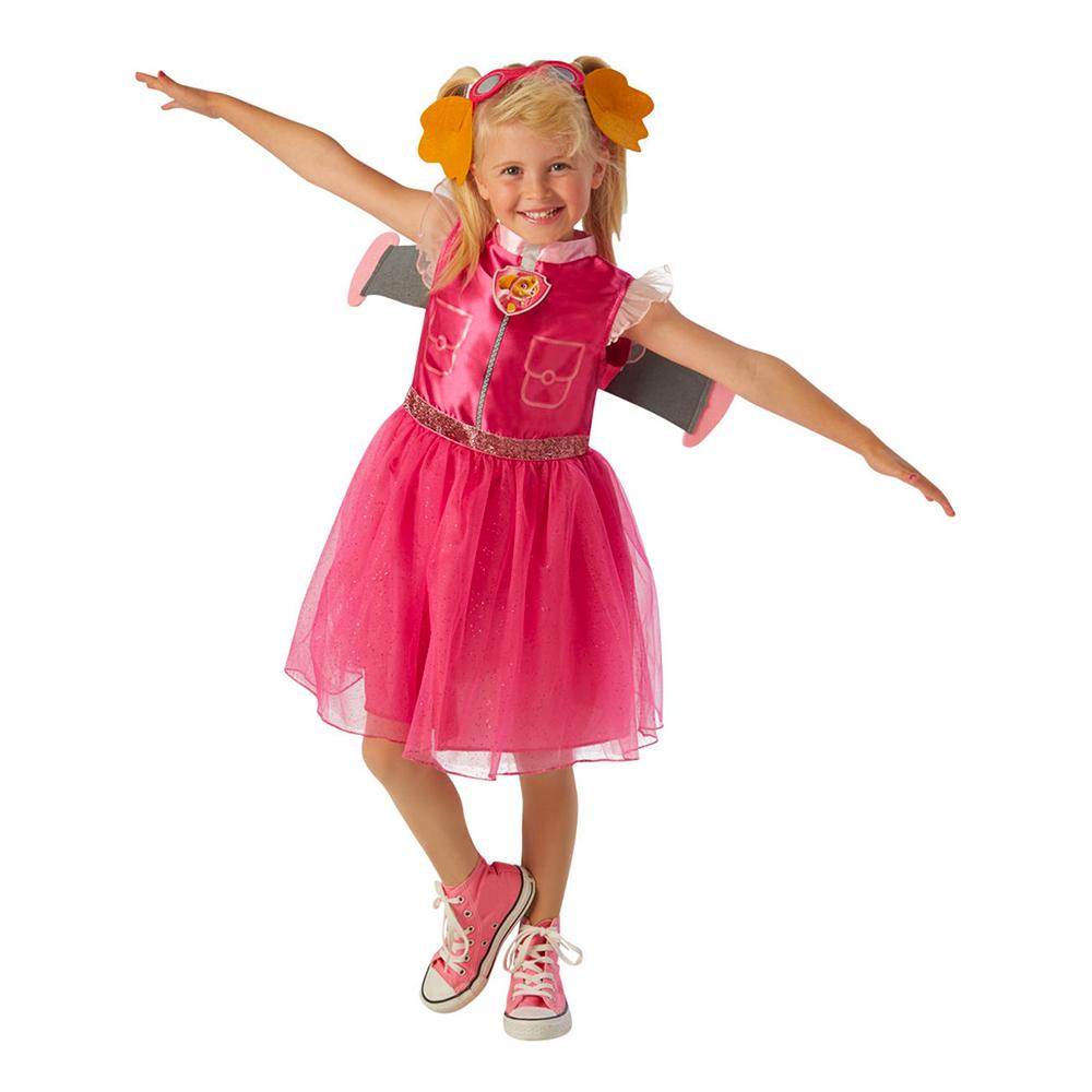 paw patrol skye børnekostume paw patrol skye fastelavnskostume paw patrol skue udklædning kjole