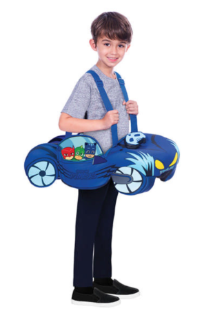 pyjamashelte catmobil kostume 309x450 - PJ Masks Pyjamasheltene kostume til børn
