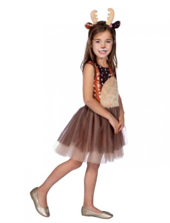 rensdyr børnekostume 342x450 - Rudolf kostume til børn