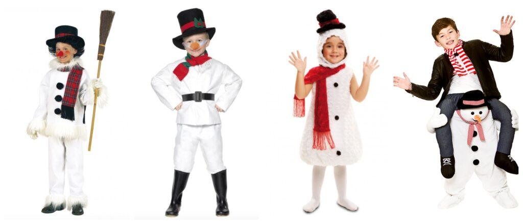snemand kostume til børn 1024x439 - Snemand kostume til børn