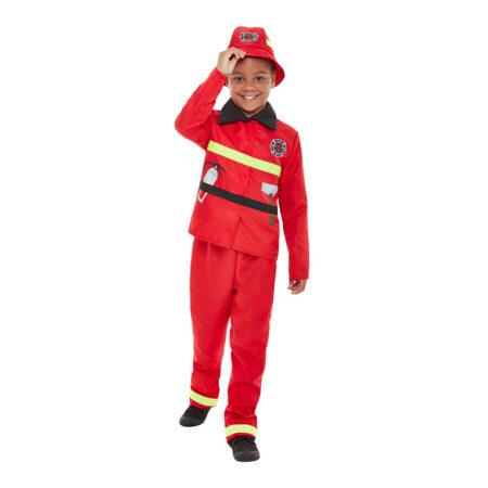 Brandmand børnekostume 450x450 - Brandmand kostume til børn