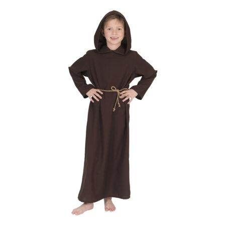 Munk børnekostume 450x450 - Munke kostume til børn