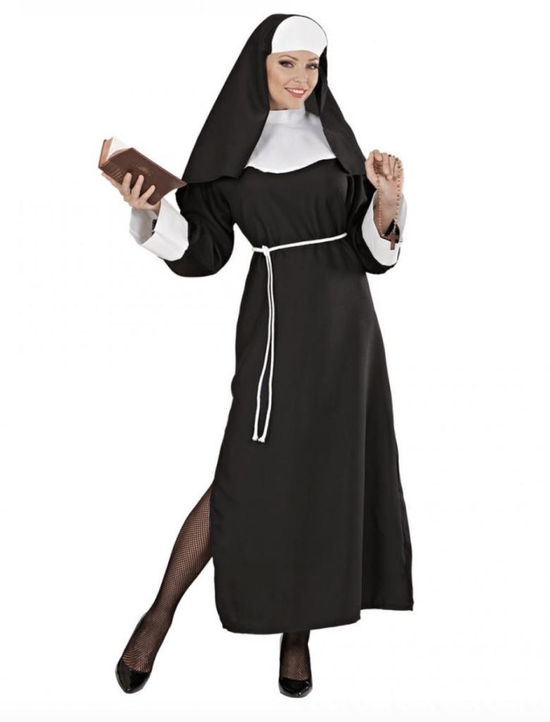 Skærmbillede 2017 11 20 kl. 08.29.23 780x1024 - Nonne kostume til voksne