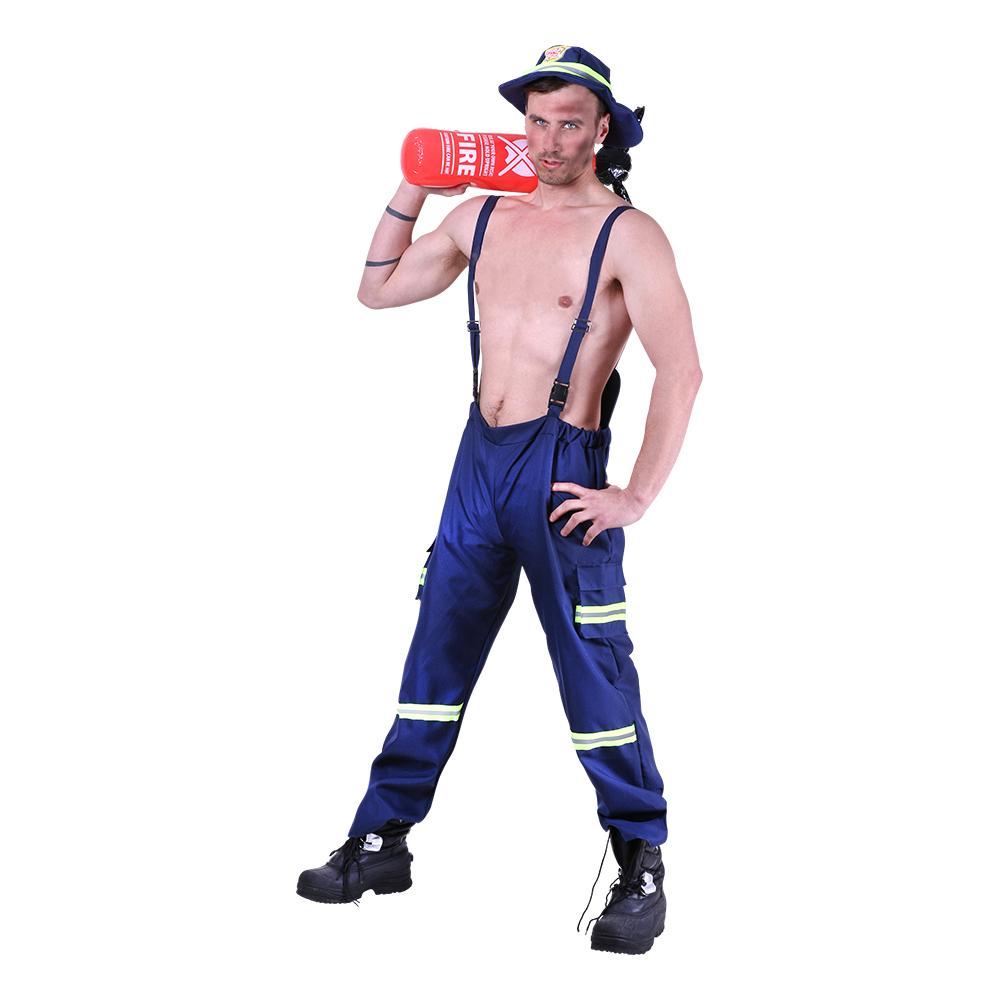 hot brandmand kostume - Brandmand kostume til voksne