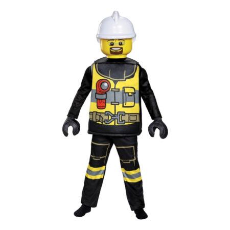 lego brandmand børnekostume 450x450 - Brandmand kostume til børn