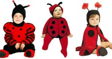 mariehøne kostume til baby mariehøne kostume 6 mdr mariehøne kostume 1 år mariehøne udklædning baby fastelavnskostume gode tilbud
