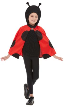 mariehøne udklædning til barn