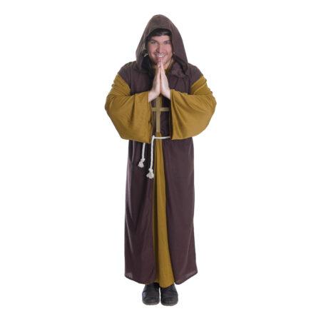 munke kostume til voksne 450x450 - Munke kostume til voksne